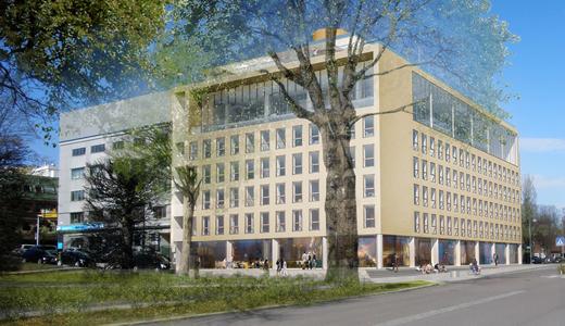 Rådhuset Tønsberg - nytt prosjekt fra Micasa